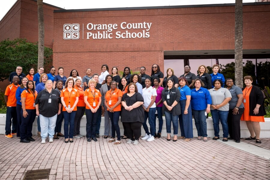 Orange County Public Schools OCPS Electronic Security Equipment and Services Empact Solutions LLC